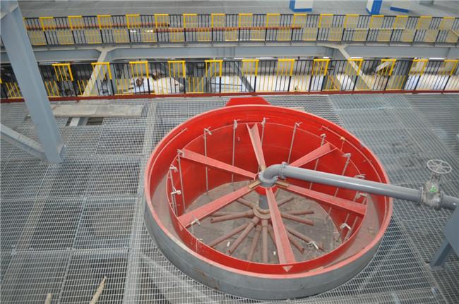 石油固控设备用钢格栅板