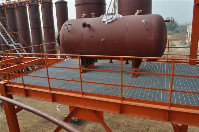油灌检修平台用钢格板